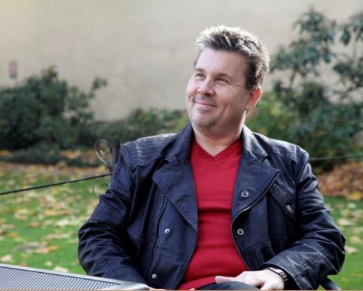Aleš Aldo Koláček, foto: Robert Vano