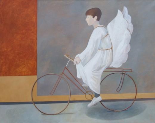 Andělé ve městě