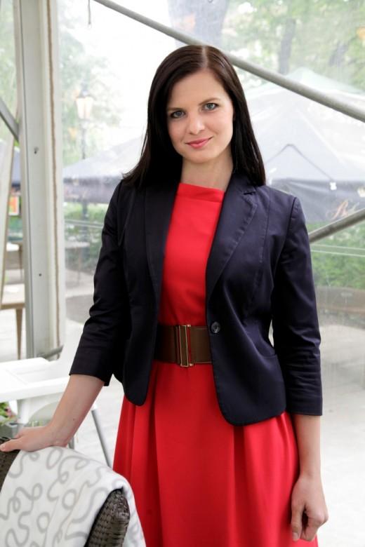 Aneta Stolzová, foto: Robert Vano
