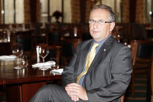 Assoc. Prof. Evžen Amler, PhD., foto: Robet Vano