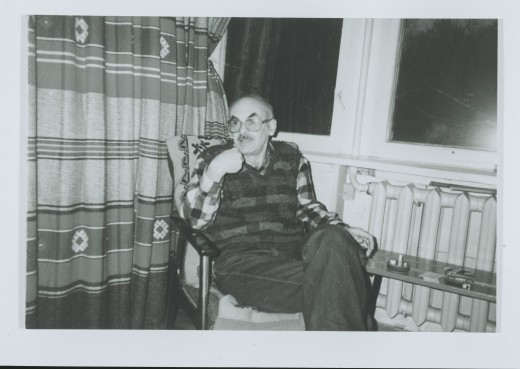 Bulat Šalvovič Okudžava, foto: archiv Jiřího Vondráka