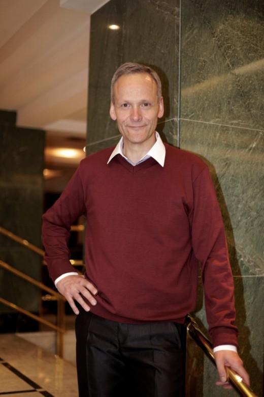 Cyril Svoboda, foto: Robert Vano