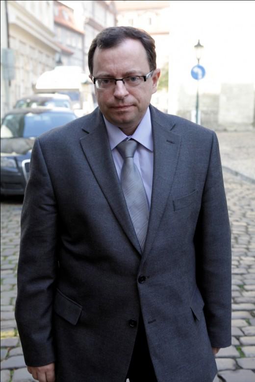 Doc. Jaroslav Šebek, foto: Robert Vano