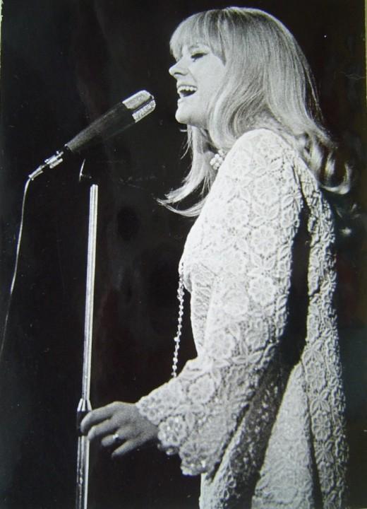 Eva Pilarová, foto archiv