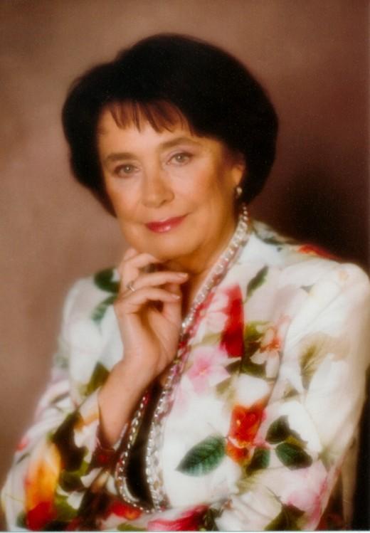 Eva Syková, foto: Jadran Šetlík