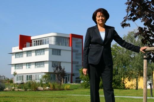 Eva Syková, foto: S. Kyselová