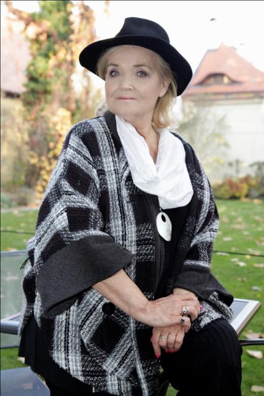 Gabriela Vránová, foto: Robert Vano