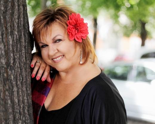 Hana Křížková, foto: Robert Vano
