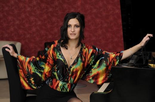 Hana Robinson, foto: Miloslav Svanovský