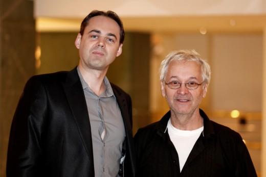 Honza Dědek a Robert Vano