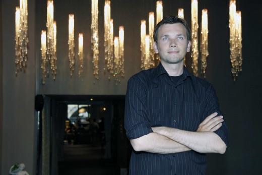 Ing. Arch. Tomas Rousek, M.Sc., foto: Robert Vano