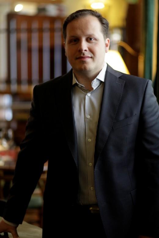 Ing. David Farský, foto: Robert Vano