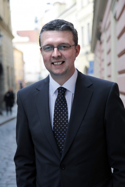 Ing. Karel Havlíček, Ph.D. MBA
