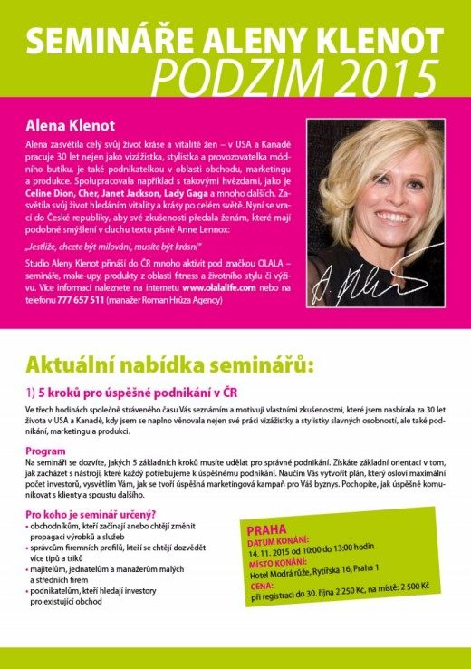 Alena Klenot