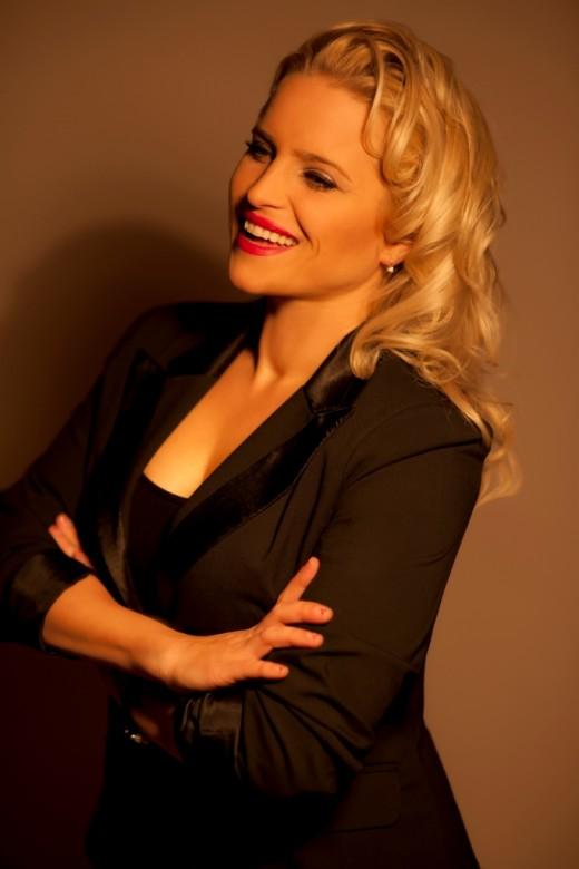 Alena Wilson, foto: Lenka Hatašová