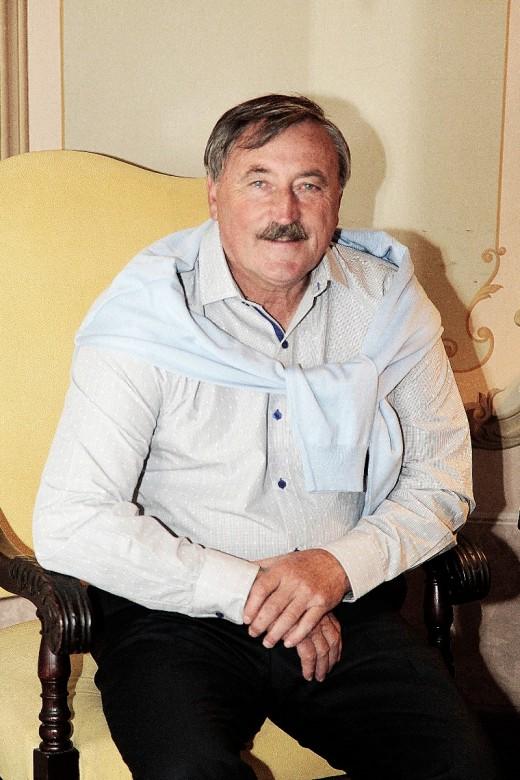Antonín Panenka, foto: Robert Vano
