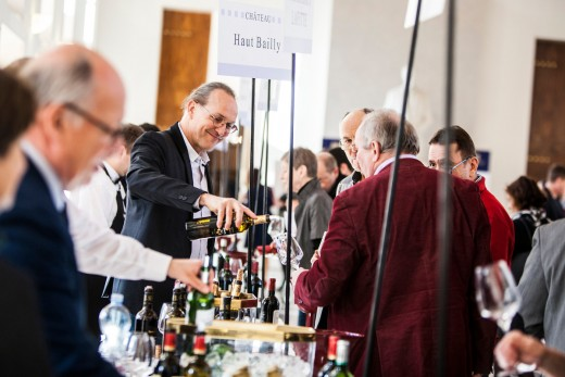 Audience Grand Cru Classé Bordeaux 2015