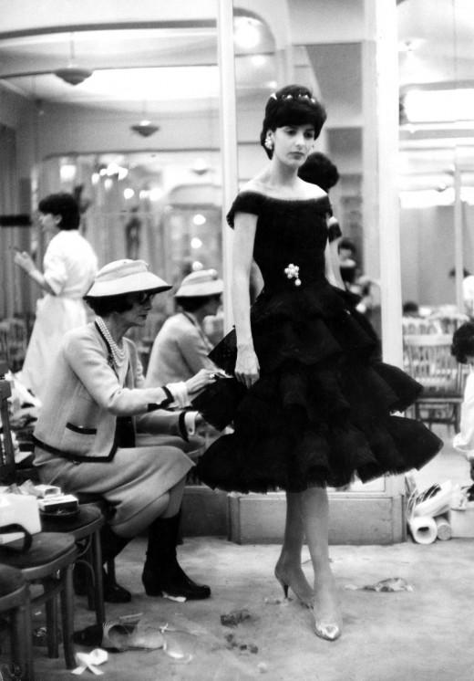 Coco Chanel, profesní magazín Best of