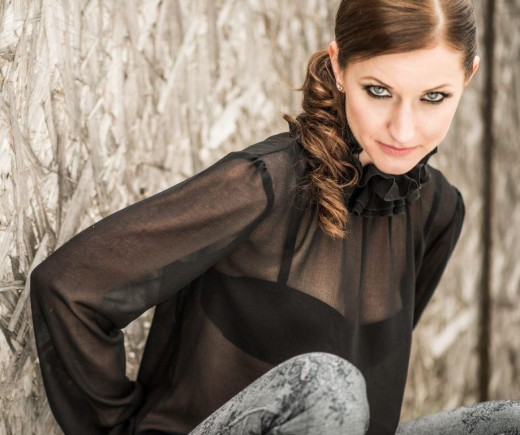 Eva Hutyrová, foto:Lucie Čermáková