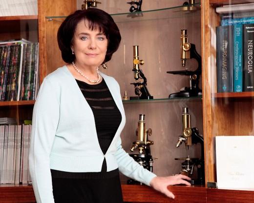 Eva Syková, foto: Robert Vano
