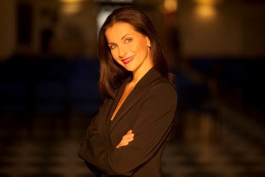 Eva Vašková Čejková, foto: Lenka Hatašová