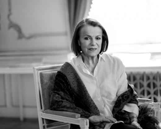 Iva Janžurová, foto: Robert Vano