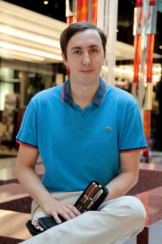Jan Novák, foto: Robert Vano