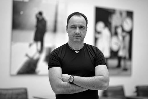Jindřich Trpišovský, foto: Tino Kratochvíl