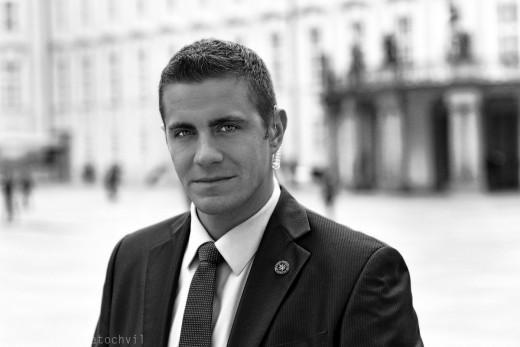 Josef Kučera, foto: Tino Kratochvíl