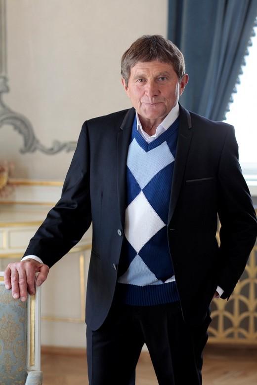 Josef Váňa, foto: Robert Vano