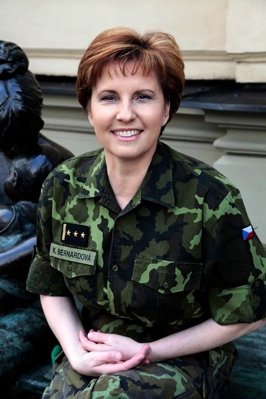 Kateřina Bernardová, foto: Robert Vano