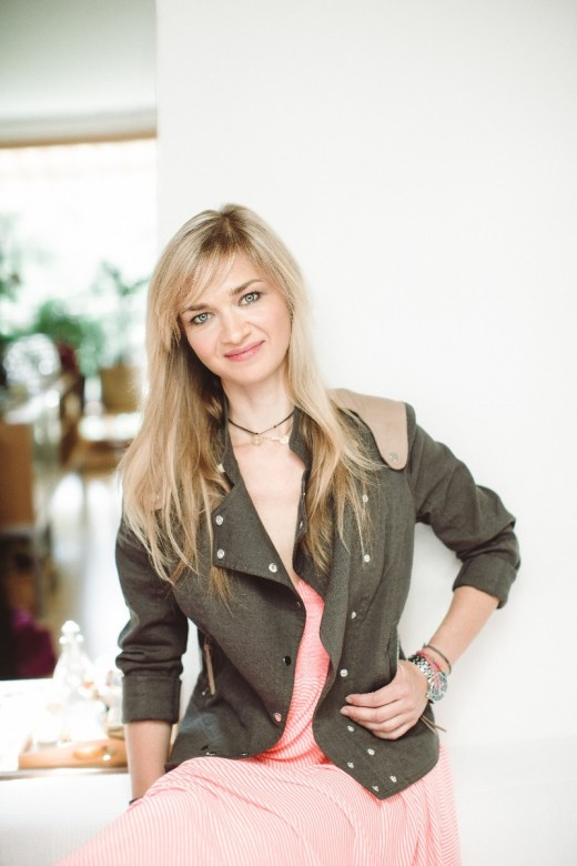 Klára Nademlýnská, foto: Robert Tichý