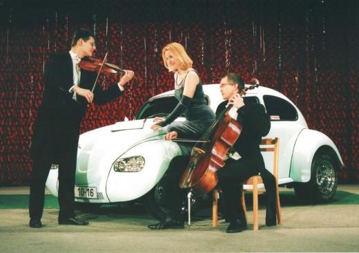 klavírní trio