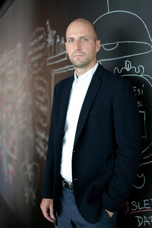 Lukáš Pleskot, foto: Robert Vano