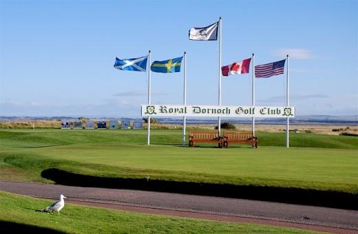 Mariánské Lázně golfové hřiště