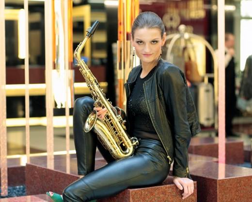 Markéta Smejkalová, foto: Robert Vano