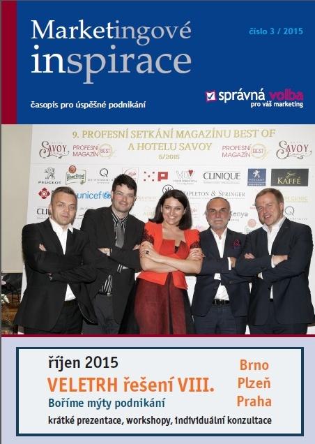 Marketingová inspirace - noviny