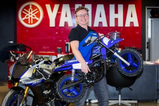 Martin Tománek Yamaha