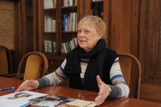 Milena Černá, foto: Miroslav Martinovský