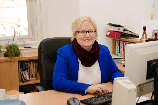 Monika Jindrová