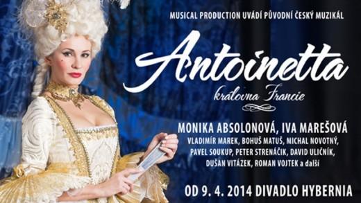 Muzikál Antoinetta - královna Francie. foto: archiv muzikálu
