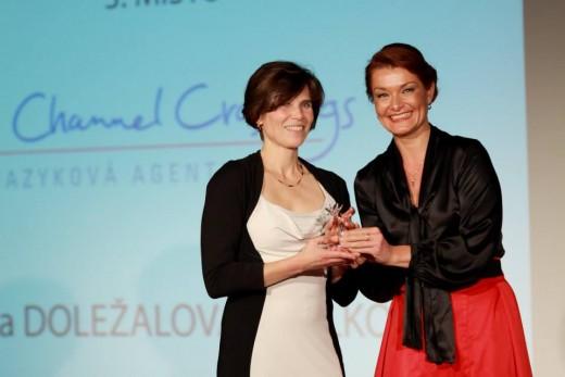 Ocenění Českých podnikatelek 2014
