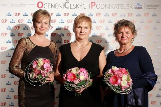 Ocenění českých podnikatelek 2015