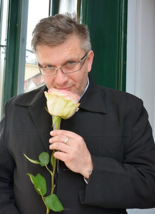 Pavel Hruška, foto: Lenka Žáčková