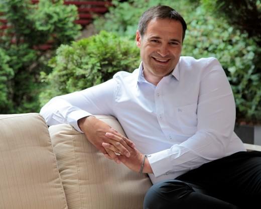 Pavel Zuna, foto: Robert Vano