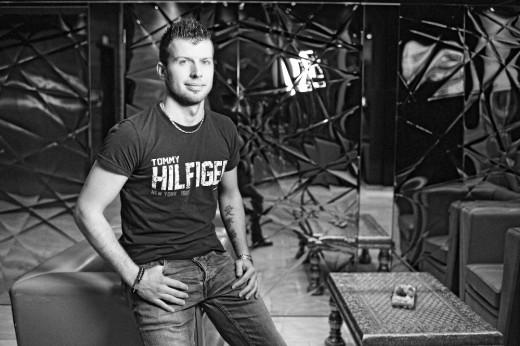 Petr Hejl, foto: Tino Kratochvil