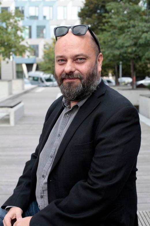 Petr Jarchovský, foto: Robert Vano