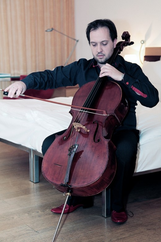 Petr Nouzovský, foto: Robert Vano