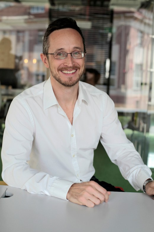Petr Šídlo, foto: Robert Vano.