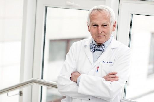 Prof. Jan Pirk, kardiolog